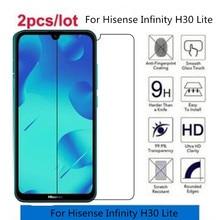 Vidrio templado para Hisense Infinity H30 Lite Protector de pantalla película protectora endurecida para Hisense Infinity H30 Lite vidrio