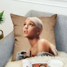 Ariana Grand Pillow Case Polyester Decorative Pillowcases Throw Pillow Cover style 8