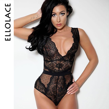 Ellolace Summer Lace Bodysuit 5