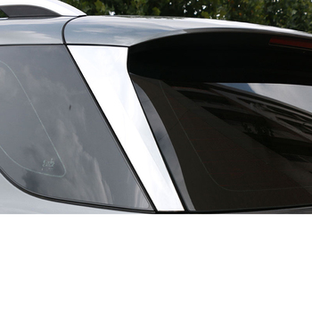 Lsrtw2017 Abs Car Rear Window Trims for Mercedes Benz GLE350 GLE450 2020