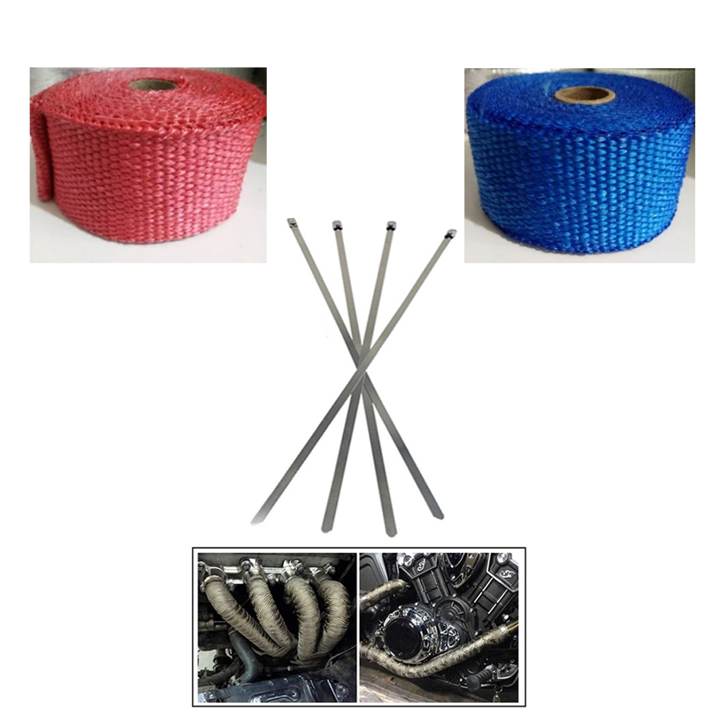 This link is for 70 pieces of 5mt red thermal tape+70 pieces blue thermal tapes 5MT + 500 pieces metal strapsCovers & Ornamental Mouldings   -