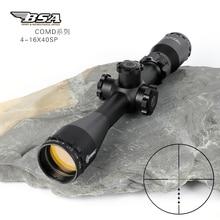 BSA OPTICS 4-16x40SP Hunting Riflescope Optics Scope Glass Mil Dot Reticle Hunting Scope Sniper Scope Tactical Rifle цена и фото