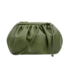 Women Simple Dumplings Messenger Bag Designer Retro 2020 New Fashion Cloud Female Crossbody Shoulder Bag Tide Handbag Clutch Bag