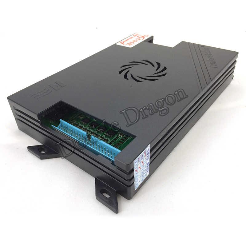 Arcade konsolu Diy kiti aile ev sürüm 2500 1 Pandora kutusu 9d 10 3D oyunları LED düğme 5pin joystick adaptör kabloları