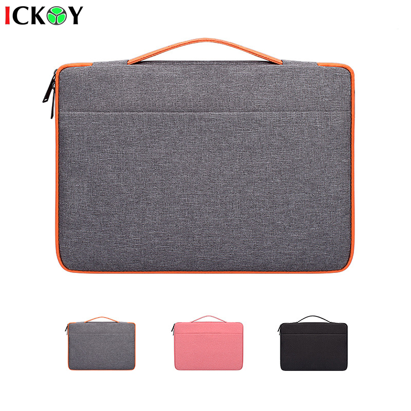 Laptop Computer Case Bag Portable Briefcase for 13.3 14 15.4 15.6 inch Macbook Dell Huawei HP Lenovo Accessories