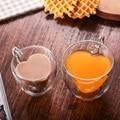 180 мл/240 мл стеклянная кружка в форме сердца с двойными стенками  стойкая китайская чайная кружка  двойное стекло  кофейные/чайные/милые/доро...