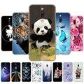 Für Meizu M6T Fall 5,7 Inch Silicon Weiche TPU Telefon Zurück Für Meizu M6 T M 6 T M811H Abdeckung fundas Shell Panda tiger katze