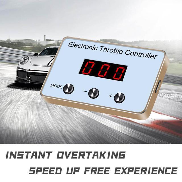 MAZDA ROADSTER 자동차 전자 스로틀 컨트롤러 자동차 액세서리 가스 부스터 가속기 사령관 자동차 속도