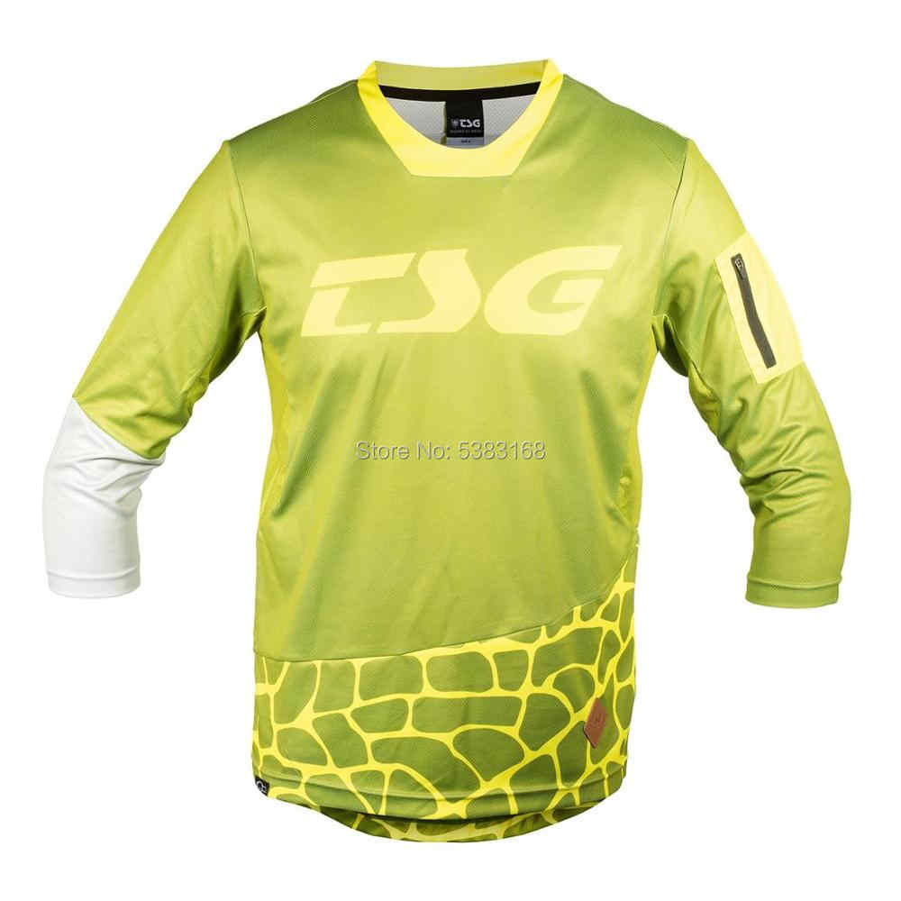 Moto GB Moto Cross Jersey Maillot Ciclismo Hombre Bersepeda Jersey DH Off Road Gunung Sepeda MTB Jersey MX BMX Kaus