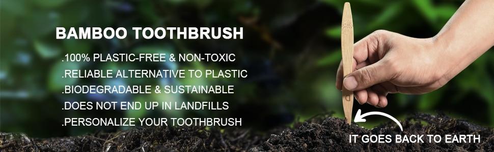 Bamboo Toothbrush 1
