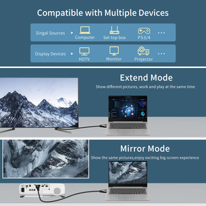 Image 5 - HDMI 2.1 4K 120HZ Hdmiความเร็วสูง 8K 60 HZ UHD HDR 48GbpsสายHDMI ycbcr4: 4:4 ConverterสำหรับPS4 HDTVโปรเจคเตอร์