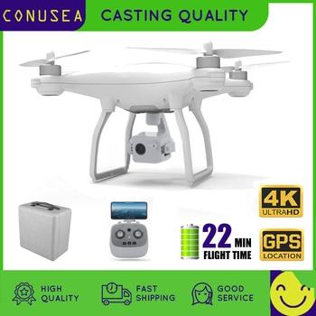 2020 K777 PRO/K777 Drone 3-Axis Gimbal Camera HD 4K GPS WiFi Profissional Brushless RC Quadcopter 1KM 22mins Drones VS SG906 pro