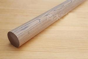 5 шт. Диаметр: 25 мм длина: 200 мм цельная деревянная цилиндрическая палочка модель ручной работы садовый материал