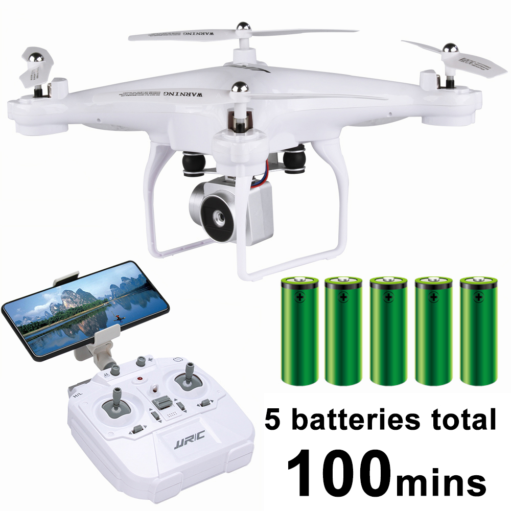 <font><b>JJRC</b></font> <font><b>H68</b></font> 720P Wifi FPV RC Drone with Camera Quadcopter Altitude Dron Hold Headless Mode Helicopter Professional Quadrocopter image