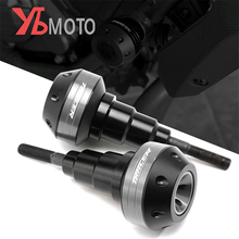 אופנוע ביצועים מסגרת Slider התרסקות נופל מגן עבור ימאהה MT07 TRACER 7 GT Tracer 700 GT 2018 2019 2020 2021