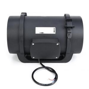 Image 2 - Ventilation Fan Blower 6.3in EC Motor Ventilation Exhaust Fan Duct Fan Intelligent Controller 470 CFM AC100 240V Bladblazer