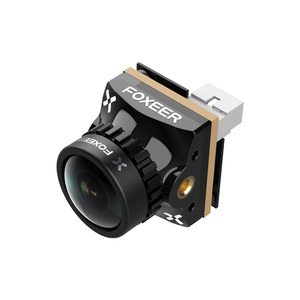 Image 2 - Новая Foxeer Razer Nano 1200TVL FPV камера 1,8 мм объектив M8 16:9/4:3 PAL/NTSC переключаемая CMOS 1/3 4,5 7 в для FPV RC Drone