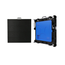 P4 داخلي HD كامل اللون الإعلان led عرض مصلحة الارصاد الجوية 512x512 مللي متر يموت الصب كابينة ألومنيوم تأجير شاشة led جعل في الصين