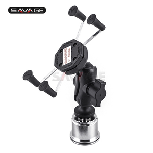 GPS Navigation Phone Holder For DUCATI 899 PANIGALE 959 1199 1299 V4 1100 Motorcycle Accessories Frame Bracket Support Stand