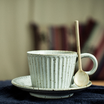Taza de café creativa Vintage de porcelana, tazas de té japonesas con...