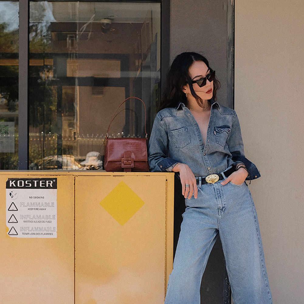 Riezman Taschen Für Frauen Neue Single Schulter Tasche Persönlichkeit Schlange Muster Luxus Handtaschen Frauen Taschen Designer Geldbörsen Und Handtaschen