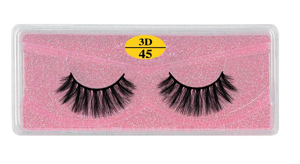 H8d842eb0dc70436da7a580e947c42fe9l - MB Eyelashes Wholesale 40/50/100/200pcs 6D Mink Lashes Natural False Eyelashes Long Set faux cils Bulk Makeup wholesale lashes