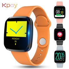 new bluetooth smart watch ex28 ip67 waterproof support call sms alert pedometer sports activities tracker wristwatch for android Fitness Tracker Smart Watches P3 Bluetooth Bracelet IP67 Waterproof Sports Watch Heart Rate Blood Pressure Watch For IOS Android