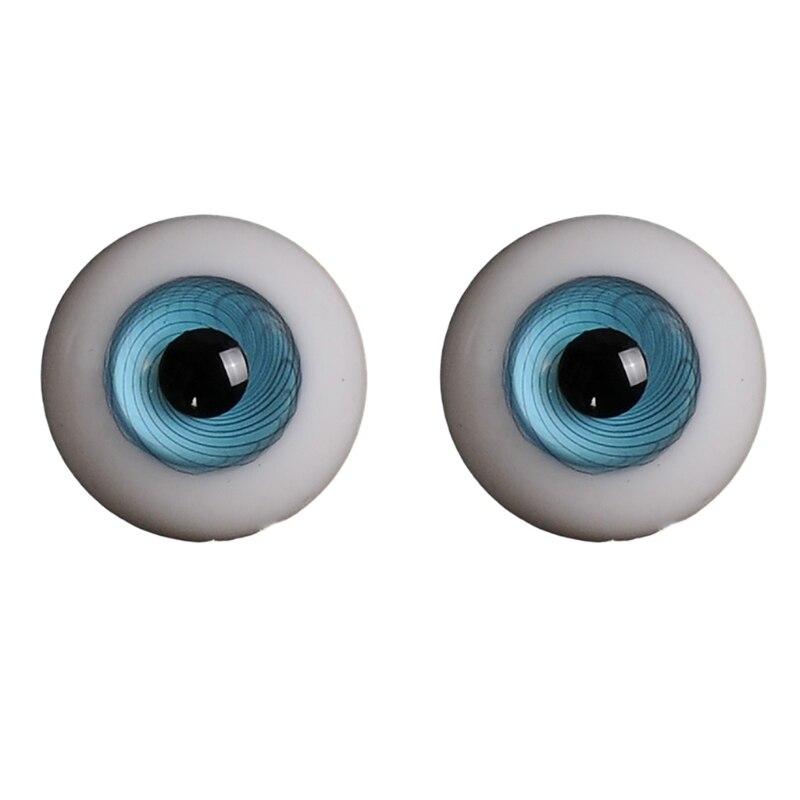 14mm 1/3 1/4 Doll Glass Eyes Doll Accessories Glasss Doll Eyeball 27