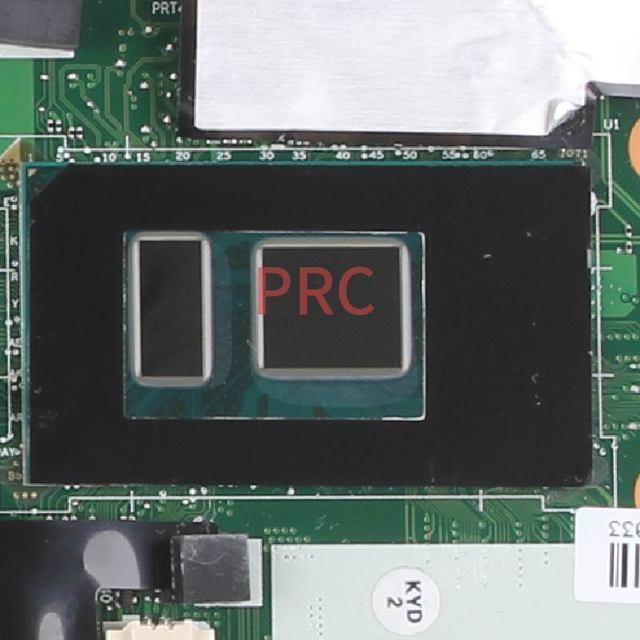 01HX037 01EN203 00UP200 01YT047 Pour LENOVO Thinkpad X260 I7-6600U Ordinateur Portable carte mère BX260 NM-A531 SR2F1 DDR3 Ordinateur Portable