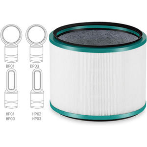 REPLACEMENT-FILTER Desk-Purifier Dyson Hp00 Compatible Pure with for Hp/01/Hp02/..