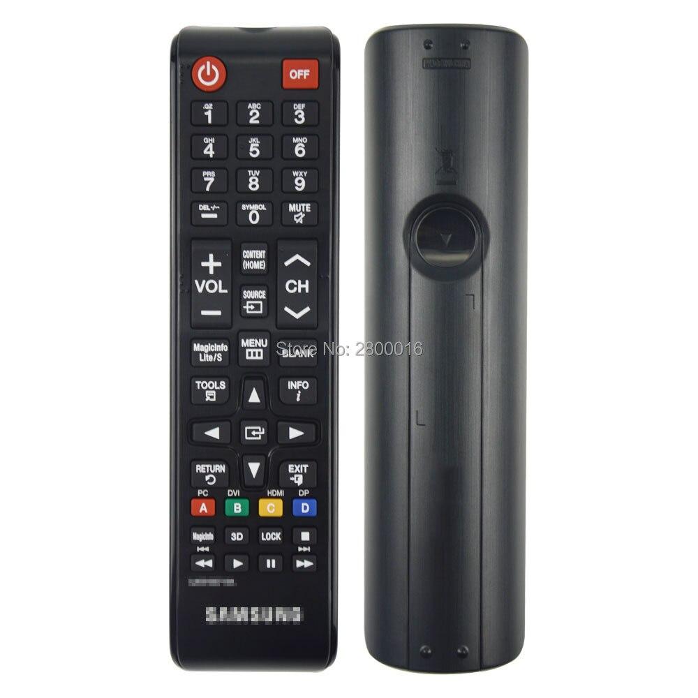 Оригинальный пульт дистанционного управления для SAMSUNG TV LH55CSPLBC/EN LH55MEBPLGC/EN LH55UEAPLGC/EN LH70CSBPLBC/EN LH75MEBPLGC/EN LH82CSBPLBC/EN
