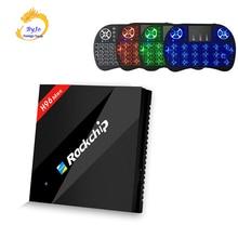 H96 Max Android TV Box 4G 32G RK3399 Mali-T860 GPU 4K