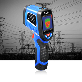 Professional Handheld Digital Thermal Imaging Camera Infrared Thermal Imager Thermometer Hygrometer with 1089P Visual Resolution