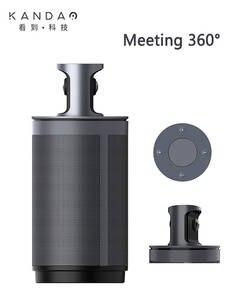 Mics 8K Kandao Conferencing-Camera Speakerphones 360 with Omni-Directional