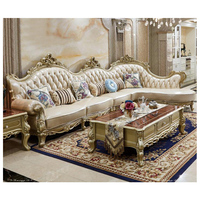 living room furniture modern fist layer genuine leather sofa European sectional sofa set bng014