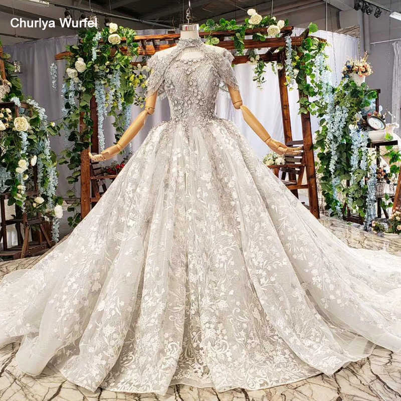 HTL801 elegant evening dress long 2019 beading appliques flowers boat neck evening gown with shoulder chain sukienka wieczorowa