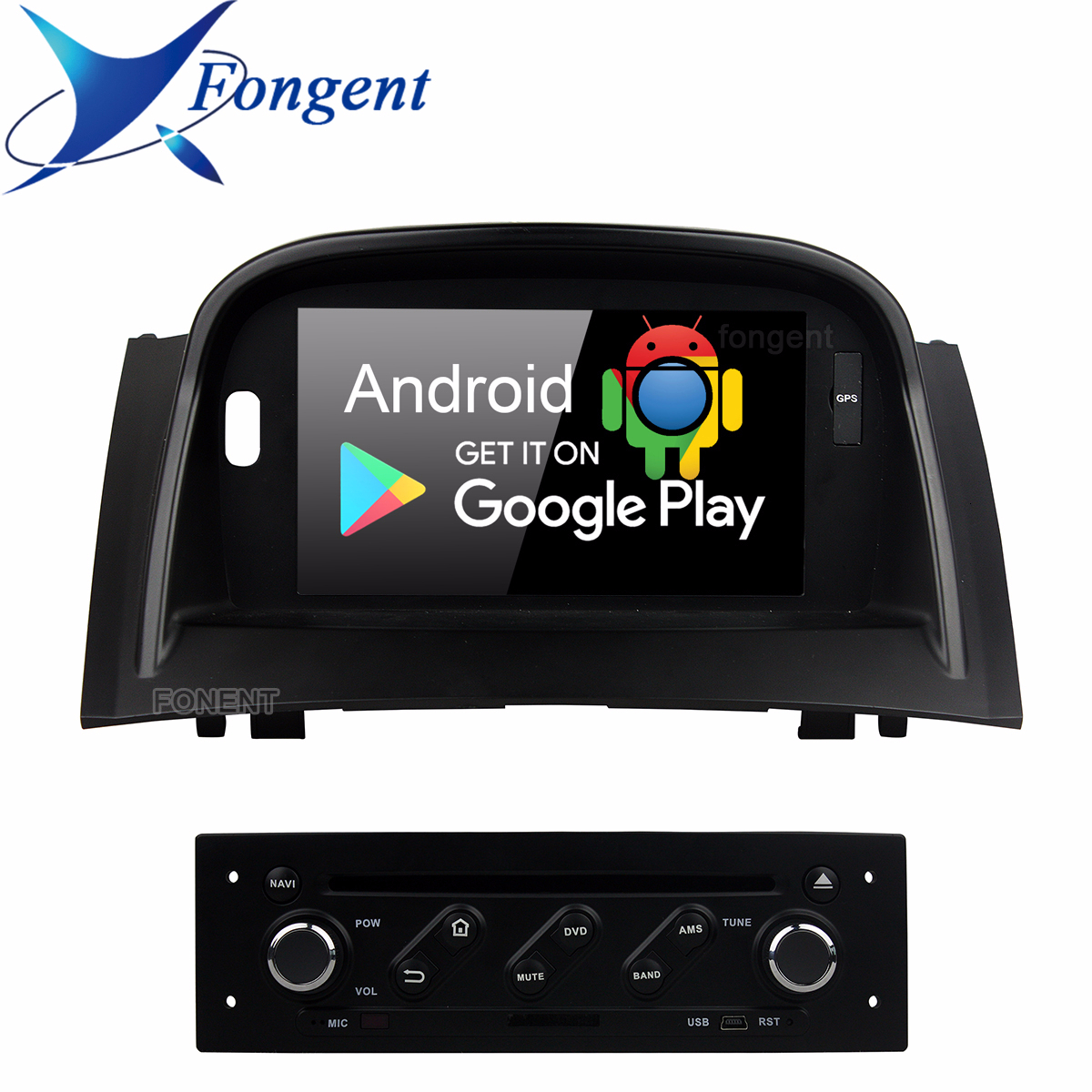 For Renault <font><b>Megane</b></font> Ii <font><b>2</b></font> 2004 2005 2006 2007 2008 2009 Car <font><b>Dvd</b></font> Multimedia Player Vehicle <font><b>Gps</b></font> Glonass Radio Stereo DSP Android PC image