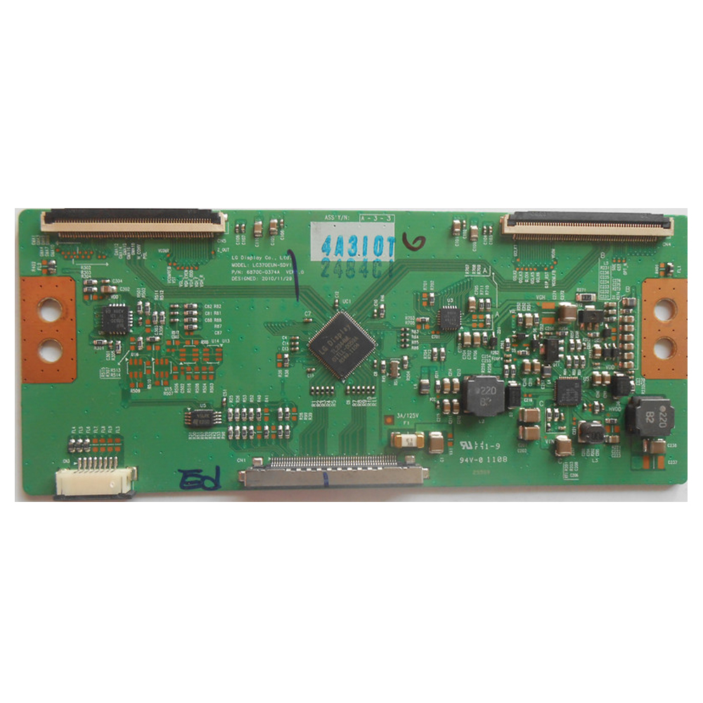 T-con Board For 37E82RD 6870C-0374A LC370EUN-SDV1 LED37T29X3D
