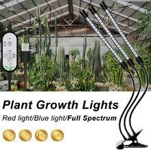Pełna spektrum lampa fito cieplarnianych LED wodoodporna świetlówka do roślin dla roślina doniczkowa sadzonka rosną kwiat hydroponicznych wzrostu Fitolamp
