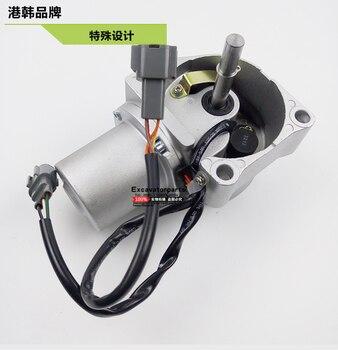 цена на Hitachi excavator  EX200-5 EX200-6 ZX200 Throttle Motor Governor Motor Fuel Motor 4360509 4614911 Warranty 6 MONTHS