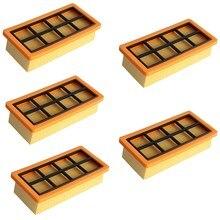 5Pcs Ersatz HEPA-Filter für Karcher 6,415-953,0 AD 3,000 AD 3,200 Staub Reinigung Filter Zubehör Staubsauger