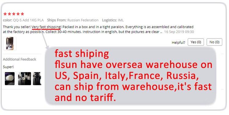 3d printer 3 fast shipping