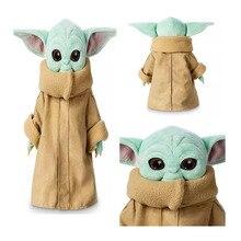2020 30cm Force Awakens Baby Yodaing War Children Plush Toys