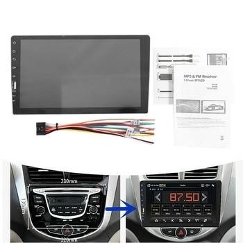 9 Inch 1Din Car MP5 Player 12V Car Radio 1024X400 HD Digital Touch-Screen FM Radio Bluetooth USB AUX Mirror Link