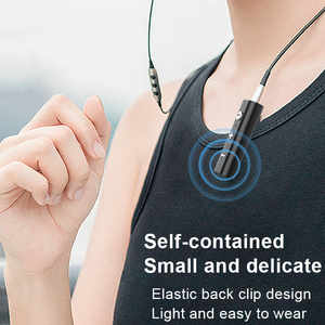 Image 3 - KebiduคลิปปากกาBluetooth 4.0 Receiverหูฟังอะแดปเตอร์สำหรับiPhone Xiaomiแฮนด์ฟรีอะแดปเตอร์เพลงไร้สายสำหรับชุดหูฟัง