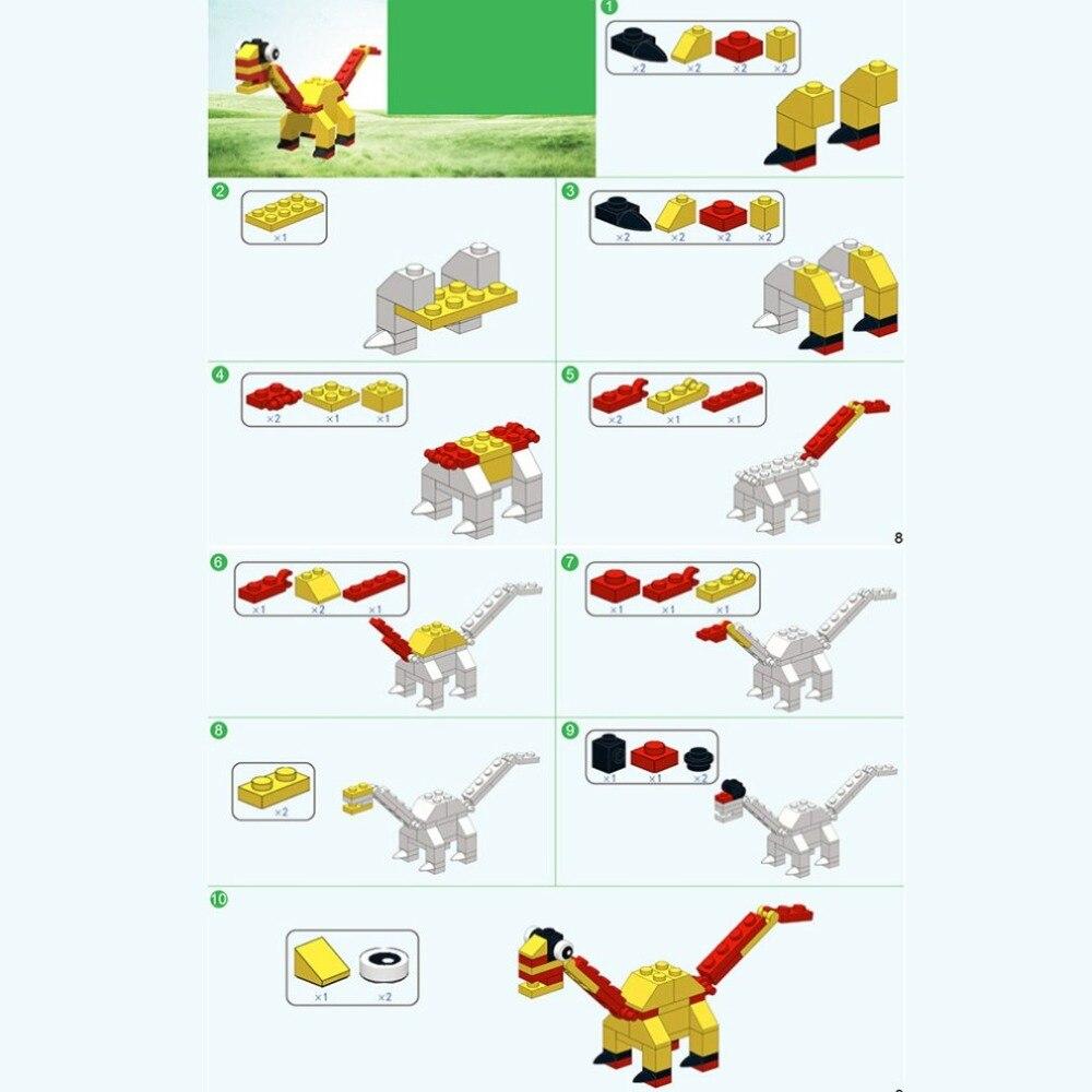 tijolo jogo brinquedos blocos de construção educativos brinquedos melhor presente