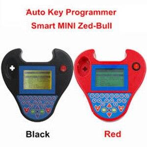 Image 2 - New Auto Key Programmer Smart Mini Zed Bull Smart Zedbull 2 Colors Valiable Auto Key Transponder Cloning Device Finding PIN Code