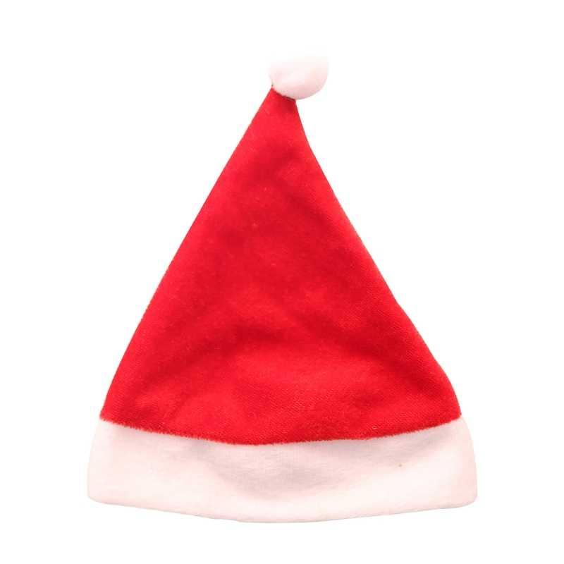 Mini Kerst Santa Hoeden Breng Zakken Gift Decoraties Ornamenten Partijen Supplies X4YD