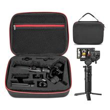 ALLOET Camera Drones Accessories Nylon Storage Drone Boxes Box Portable Handbag for Zhiyun CRANE-M2 Gimbal Stabilizer