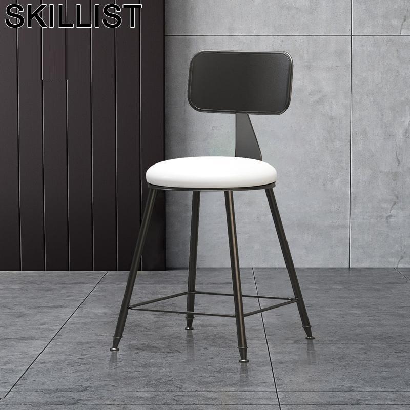 Stoelen Cadir Sandalyesi Tabouret Comptoir Sedia Bancos Moderno Table Taburete De La Barra Cadeira Silla Stool Modern Bar Chair